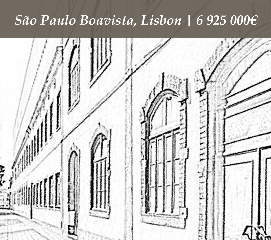 São Paulo Boavista, Lisbon | 6 925 000€