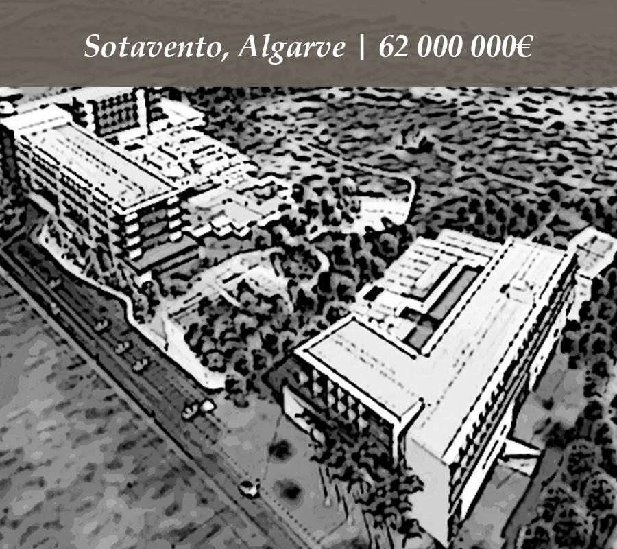 Sotavento, Algarve | 62,000,000€