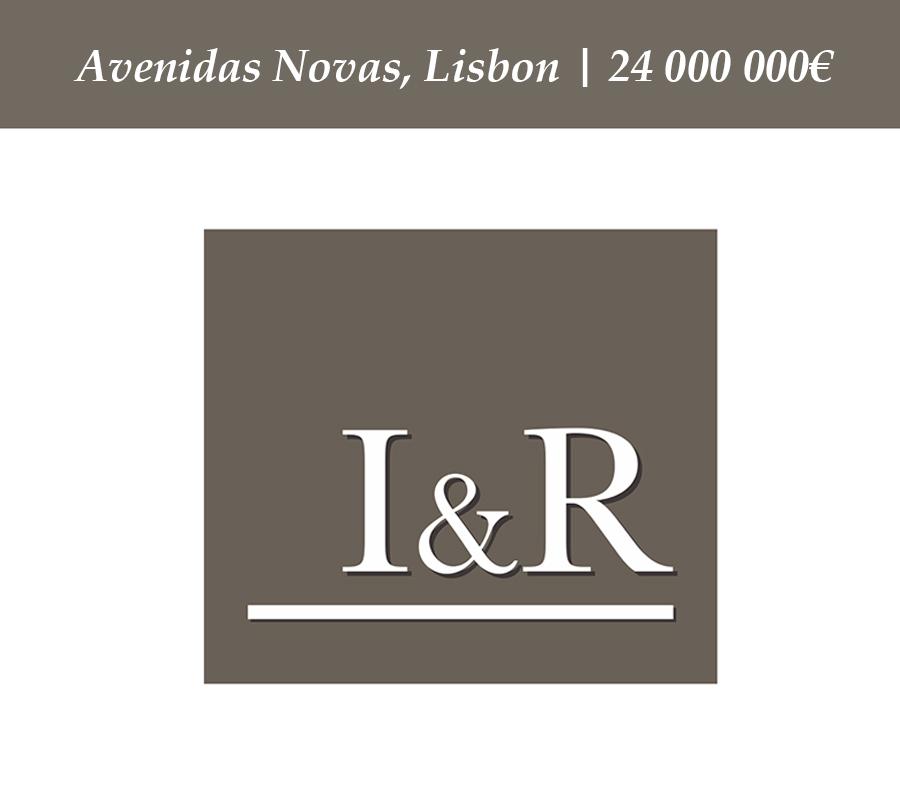 Avenidas Novas, Lisbon | 24 000 000€