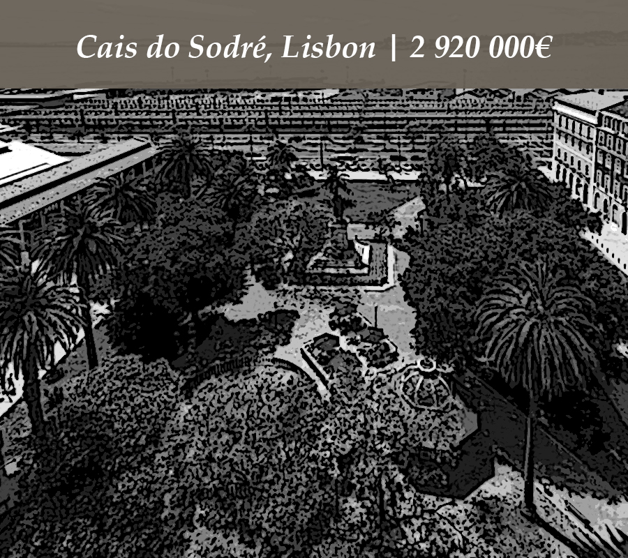 Cais do Sodré, Lisbon | 2 920 000€