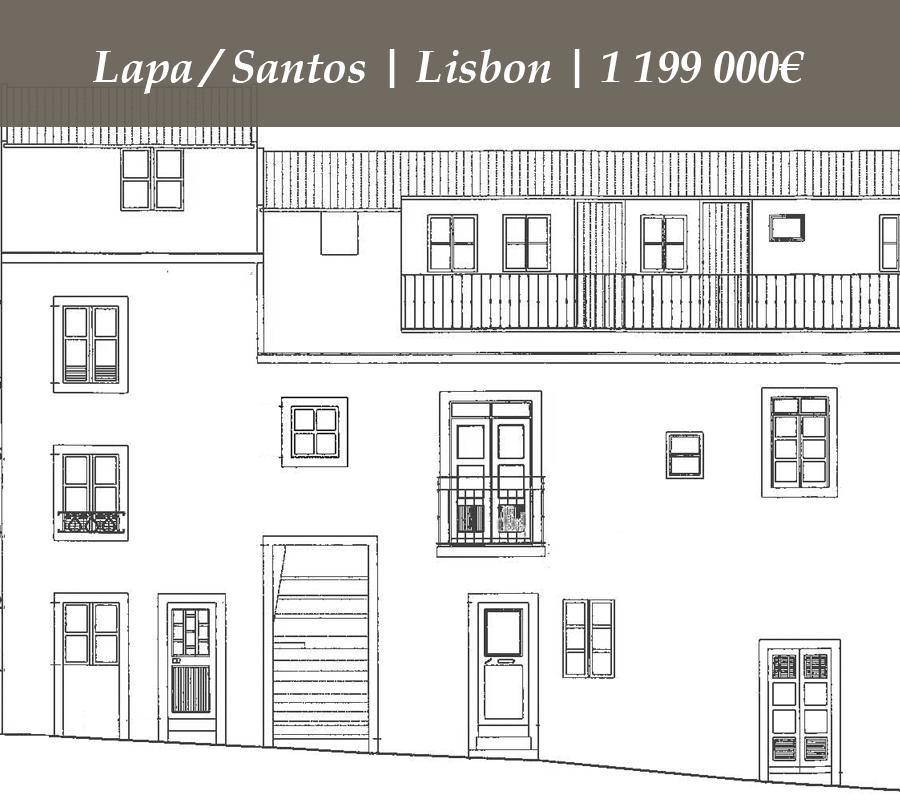 Lapa, Santos | Lisbon | 1 199 000€