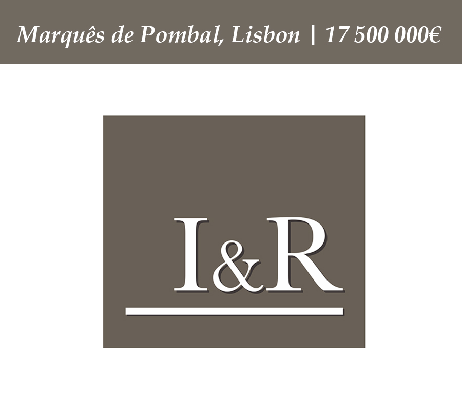 Marques de Pombal, Lisbon | 17 500 000€