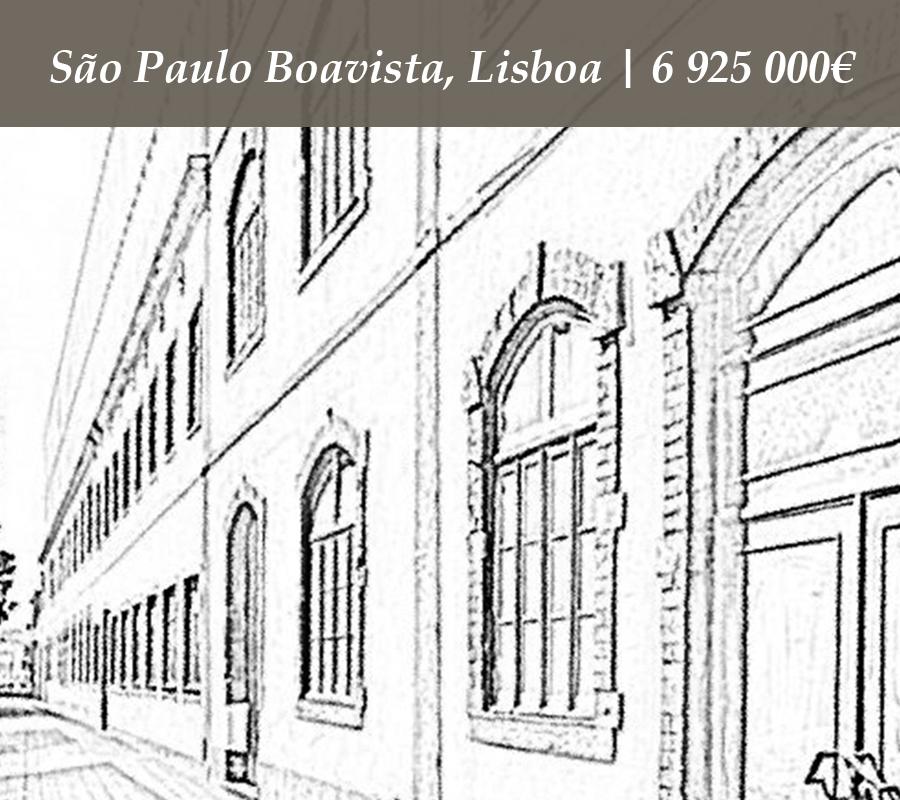 sao paulo boavista _lisboa